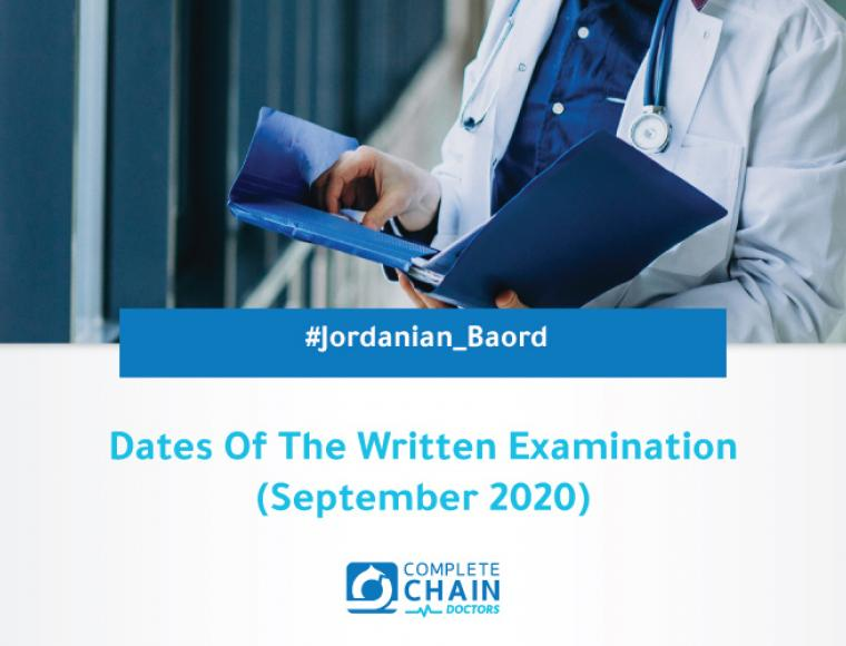 dates of the written exam